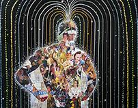 Psychedelic Constructivism - piece #10