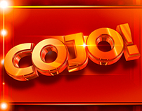 COJO! – show logo and on-air graphics
