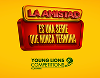 Film Young Lions Colombia 2016