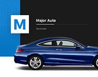 Major Auto App