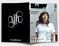 Happy Mag issue # 1 mockups.