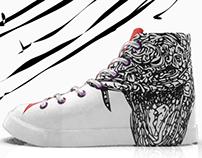 The Serpent Sneaker