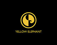 Yellow Elephant - Winner - Logo Design Contest