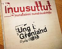 Inuusuttut - nunatsinni nunarsuarmilu - book