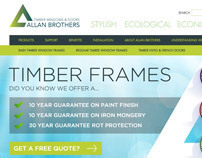 Allan Brothers Web Design