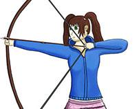 Female Character Design