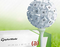 Online Golf Ball Promotion - The Track