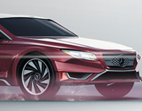 M-Benz CLS-Class Design by city032123
