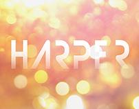 Logo Design - Harper