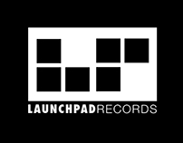 Logo Design - Launchpad Records