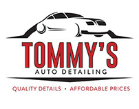 Tommy's Auto Detailing Logo
