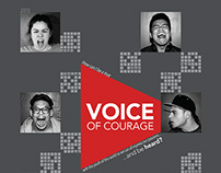 Voice of Courage