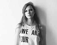 Lisa. Model test