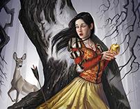 Fantasy (YA) Illustration