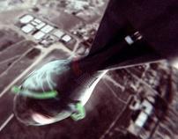 Alien Kung Fu:  Showreel Intro / Outro