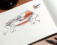 NIKE Link concept