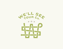 WE'LL SEE TOUR CO.