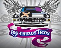 Los Chuzos Ticos / Branding