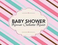 BABY SHOWER - Roma Sabate Ruiz