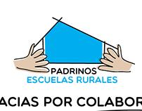 Padrinos Escuelas Rurales