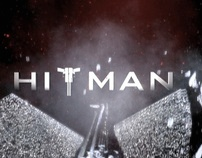Hitman Promo:  Graphics by Alien Kung Fu.