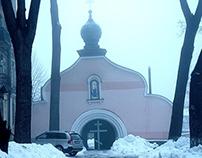 Зима.Киев