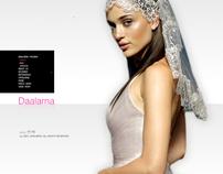 Daalarna - Landing page design