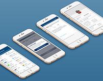 Beacon Mobile Investing | Concept App