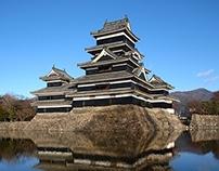 Matsumoto Castle (松本城)