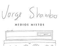 Drawing Portfolio 2014-1