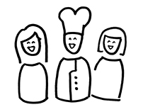 Service design for culinary entrepreneurs