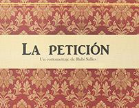 La petición / carpeta de producción