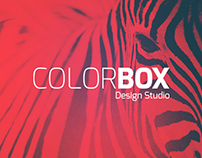 Color Box Design Studio / Branding corporate identity