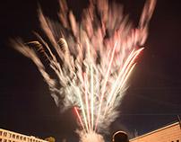 Fireworks - Lorient, 14 juillet 2014