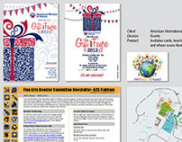 Charity Event collateral
