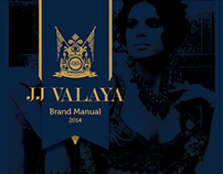 JJ Valaya Brand Manual