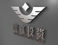 yingfu investment company logo design