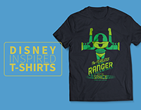 Disney Inspired T-shirts