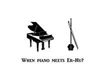Event-When Piano meets Er-Hu