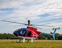 Help for Heroes Helicopter