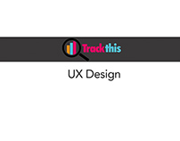 UX Design | Trackthis.nl
