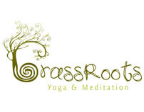 GrassRoots Yoga & Meditation Logo Design
