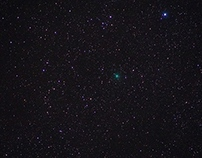 Observe C/2014 E2 (Comet Jacques)