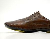 GROUNDED | Minimal Dress Shoe
