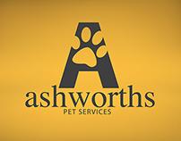 Ashworths Pet Services - University Live Brief