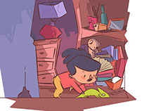 Roommates - Animation Short