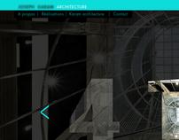 Website  -Design - JK - Architect