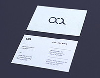 ACA Holding Ltd. - Visual Identity