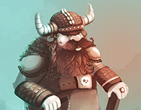 Señorsito Vikingo