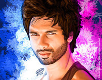Shahid Kapoor | Digital Painting